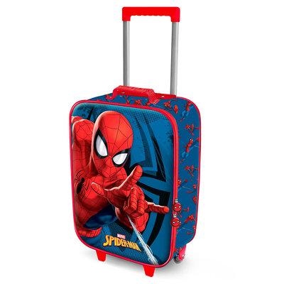 Spiderman trolley - reiskoffer