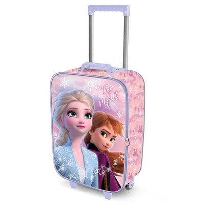 Disney Frozen 2 trolley - reiskoffer