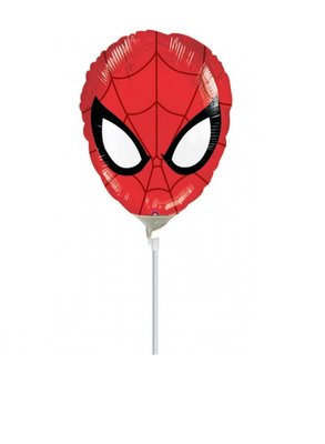Spiderman folie ballon klein
