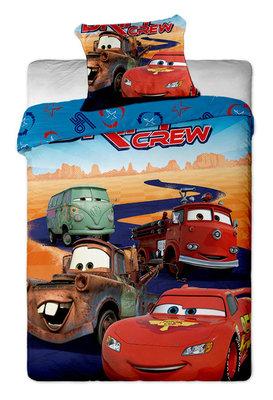 Disney Cars dekbedovertrek 140x200cm Drift Crew
