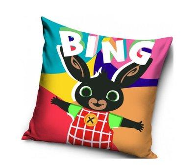 Bing het konijn sierkussen Colourful