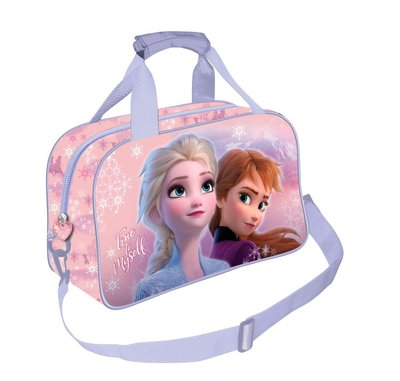 Disney Frozen 2 sporttas - weekendtas True to Myself