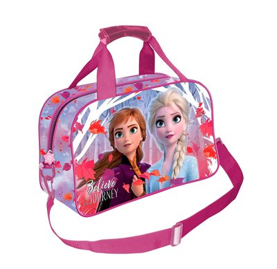 Disney Frozen 2 sporttas - weekendtas Believe