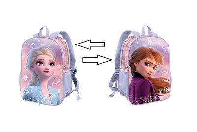 Disney Frozen 2 rugzak omkeerbaar True to Myself