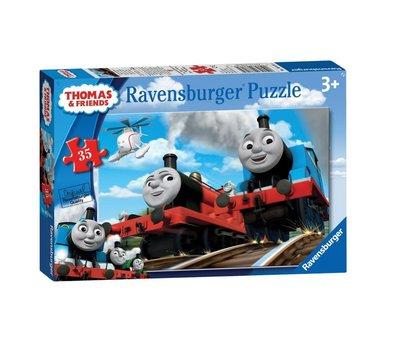 Thomas de Trein puzzel Friends 35 stukjes