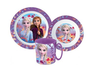 Disney Frozen 2 kinderservies