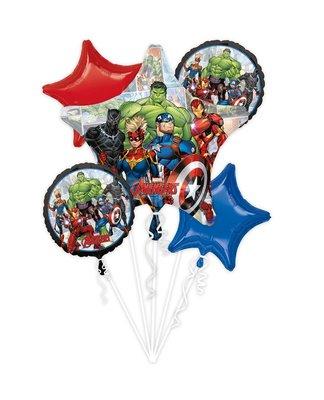 The Avengers folie ballonnen set 2020