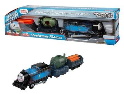 Thomas de Trein TrackMaster gemotoriseerde trein Steelworks Thomas