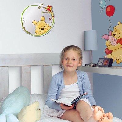 Disney Winnie de Pooh onbreekbare plexiglas spiegel