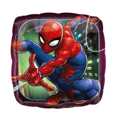 Spiderman folie ballon 43cm