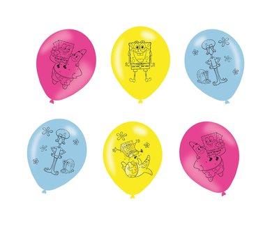 Spongebob feestballonnen