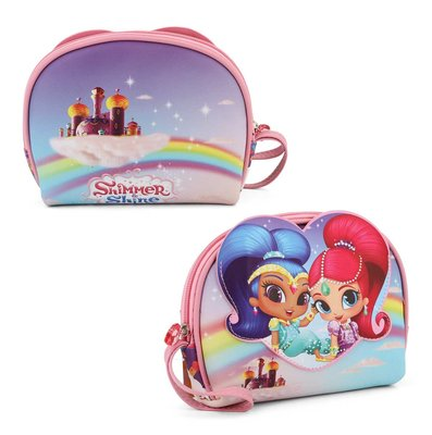 Shimmer and Shine toilettas rainbow