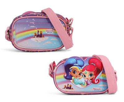 Shimmer and Shine schoudertas Rainbow