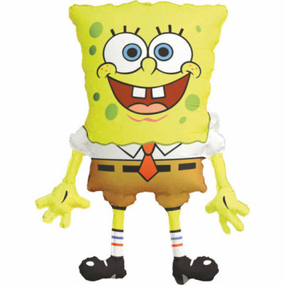 Spongebob super shape folie ballon