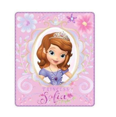 Sofia het Prinsesje fleece deken