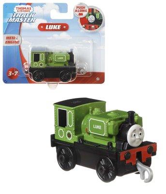 Thomas de Trein TrackMaster Push Along trein Luke