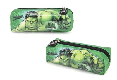 The Hulk school etui