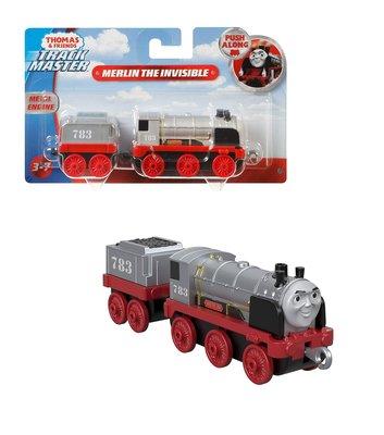 Thomas de Trein TrackMaster Push Along trein Merlin