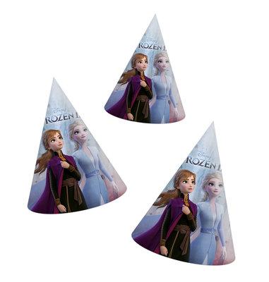 Disney Frozen 2 feesthoedjes