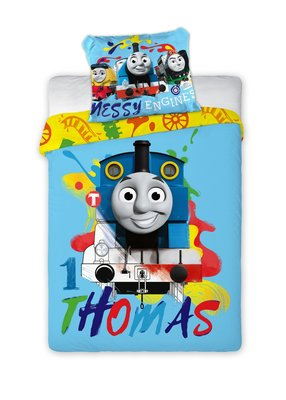 Thomas de Trein peuter dekbedovertrek 100x135cm
