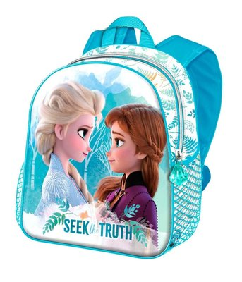 Disney Frozen 2 schooltas 3D Seek the Truth