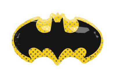 Batman folie ballon Shape 76x43cm
