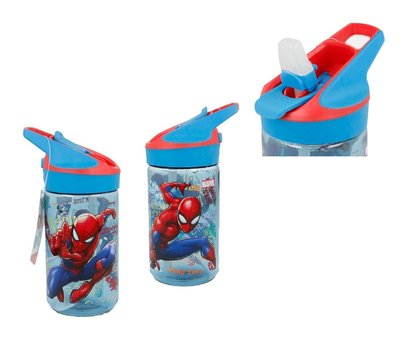 Spiderman kunststof bidon sportfles tritan