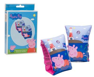 Peppa Pig zwembandjes of zwemvleugels