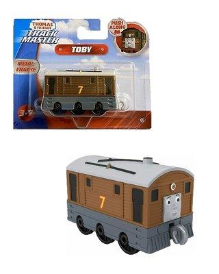Thomas de Trein TrackMaster Push Along trein Toby
