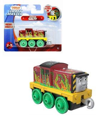 Thomas de Trein TrackMaster Push Along trein Seaweed Salty