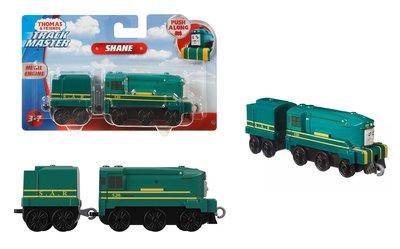 Thomas de Trein TrackMaster Push Along trein Shane