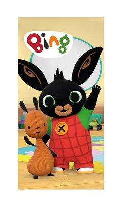 Bing het konijn badlaken - strandlaken Hello
