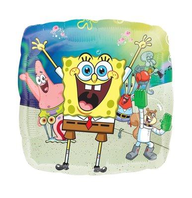 Spongebob folie ballon Friends