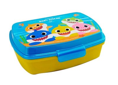 Baby Shark broodtrommel - lunchbox