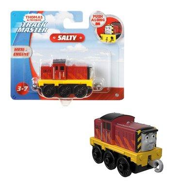 Thomas de Trein TrackMaster Push Along trein Salty