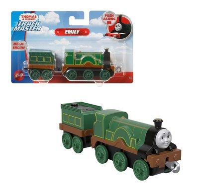 Thomas de Trein TrackMaster Push Along trein Emily