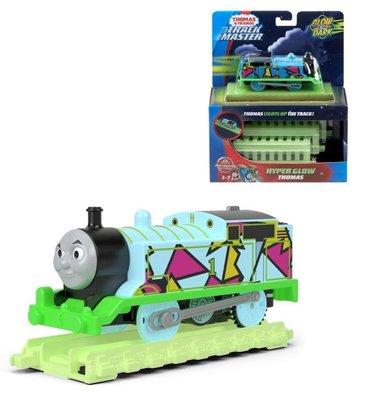 Thomas de Trein TrackMaster gemotoriseerde Hyper Glow Thomas