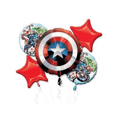 The Avengers folie ballonnen set