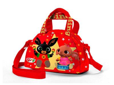 Bing het konijn handtas - schoudertas met verstelbare draagriem 22x13x10cm