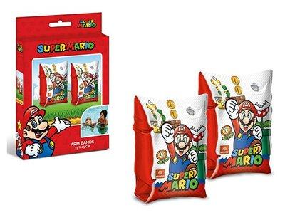 Super Mario zwembandjes of zwemvleugels
