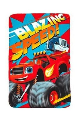 Blaze fleece deken SPEED!