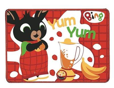 Bing het konijn placemat stof Yum Yum