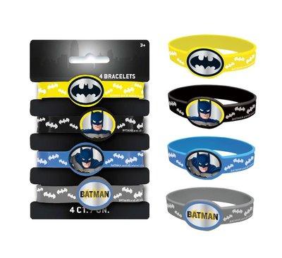 Batman livestrong armbandjes