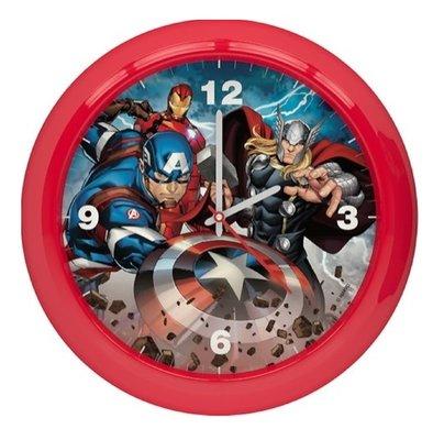 The Avengers wandklok