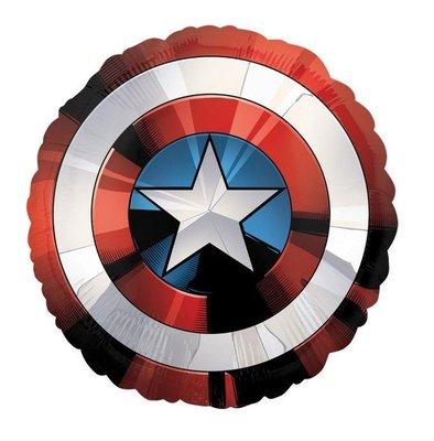The Avengers folie ballon Captain America 71cm