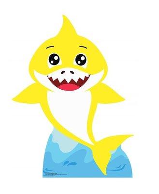 Baby Shark opstelfiguur
