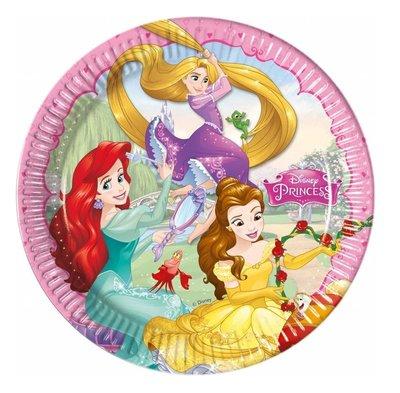 Disney Princess party bordjes