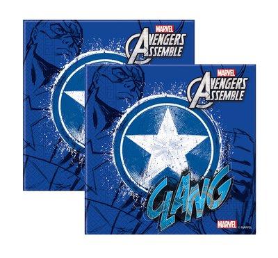 Captain America servetten