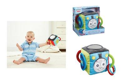 Thomas de Trein activiteiten kubus voor baby's