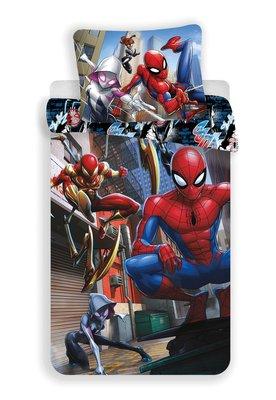 Spiderman dekbedovertrek 100% katoen Action